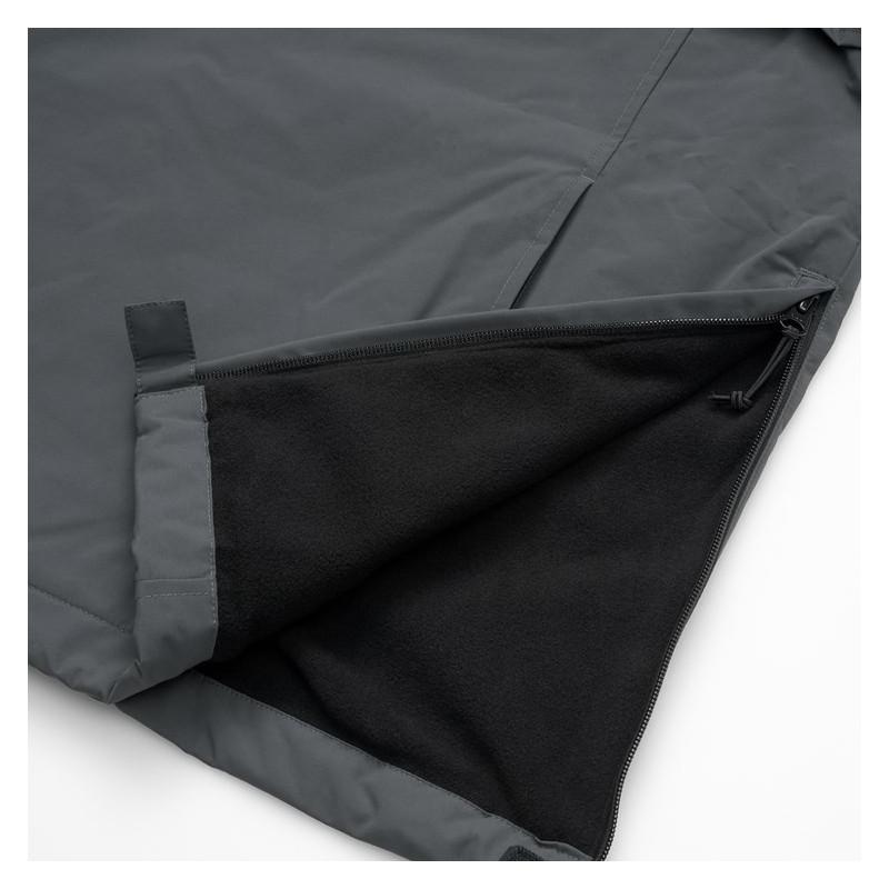Chaqueta Carhartt: Nimbus Pullover (Blacksmith)