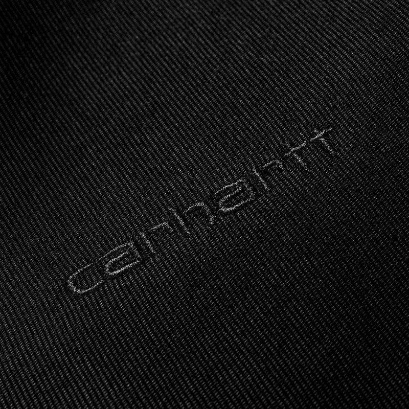 Chaqueta Carhartt: Clash Parka (Black)