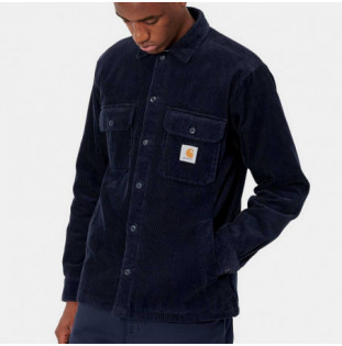 Chaqueta Carhartt: Whitsome Shirt Jac (Dark Navy) Carhartt - 1