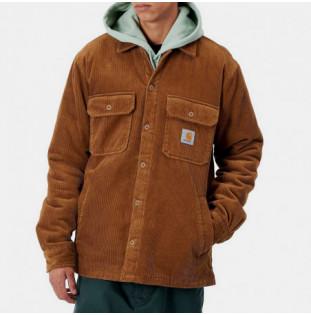 Chaqueta Carhartt: Whitsome Shirt Jac (Hamilton Brown) Carhartt - 1