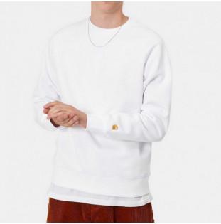 Sudadera Carhartt: Chase Sweat (White Gold) Carhartt - 1