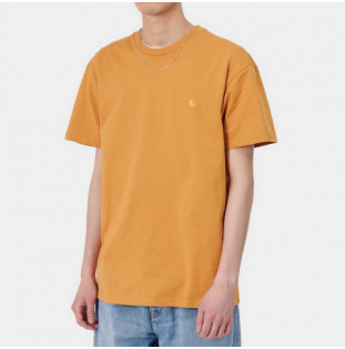 Camiseta Carhartt: SS Chase TShirt (Winter Sun Gold) Carhartt - 1