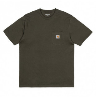 Camiseta Carhartt: SS Pocket TShirt (Cypress) Carhartt - 1