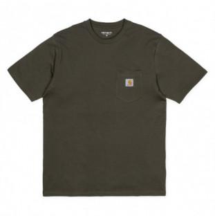 Camiseta Carhartt: SS Pocket TShirt (Cypress)