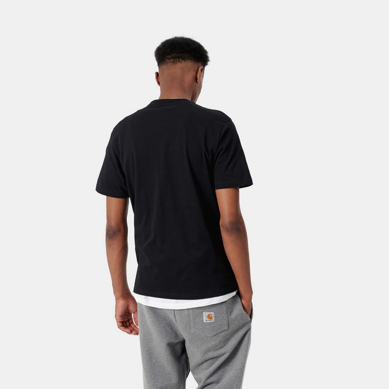Camiseta Carhartt: SS Ahead TShirt (Black)