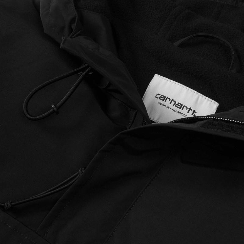 Chaqueta Carhartt: W Nimbus Pullover (Black)