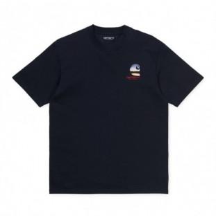Camiseta Carhartt: SS Dreams TShirt (Dark Navy)