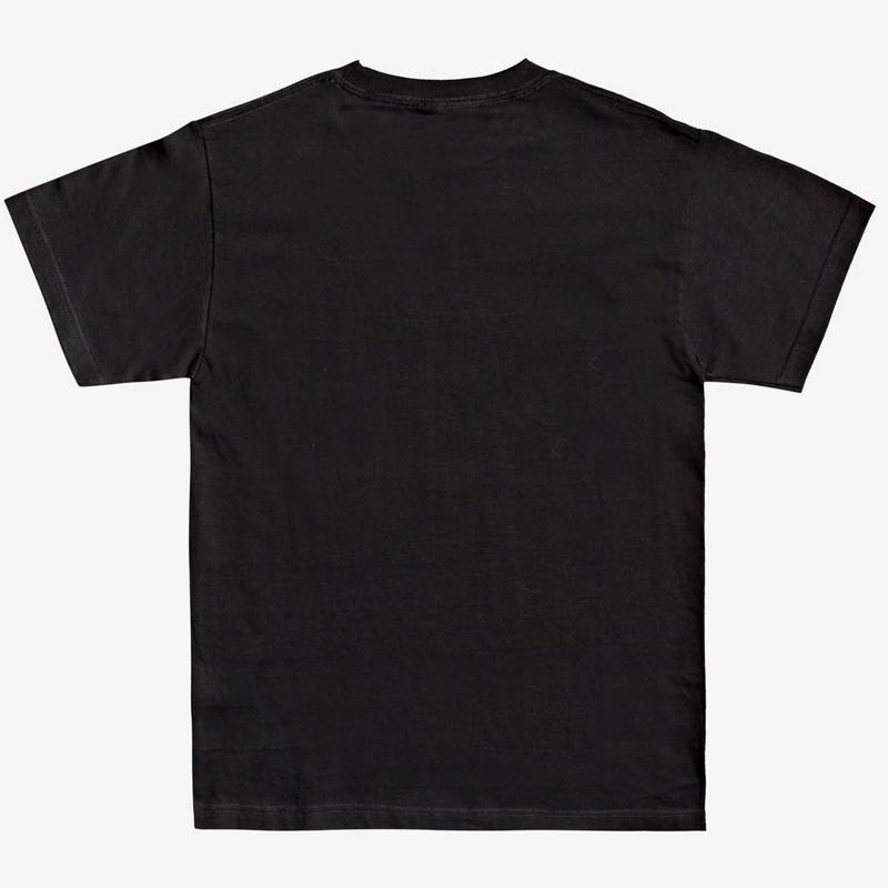 Camiseta DC Shoes: STAR HEAD BODY (BLACK)