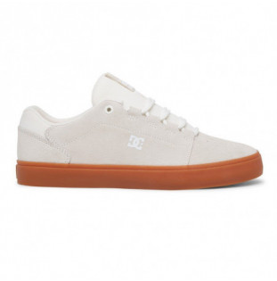 Zapatillas DC Shoes: HYDE S (WHITE/GUM)
