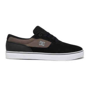 Zapatillas DC Shoes: SWITCH (BLACK/BLACK/GREEN)