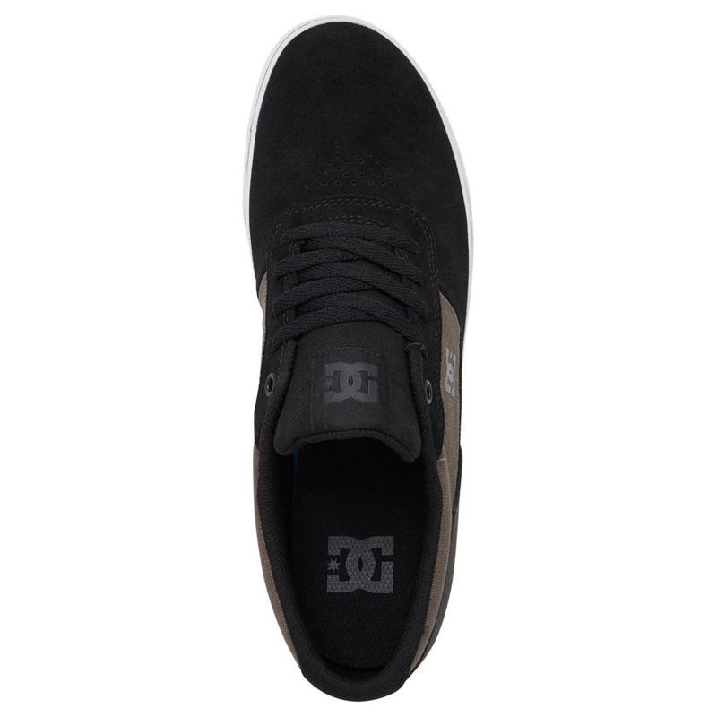 Zapatillas DC Shoes: SWITCH (BLACK/BLACK/GREEN)
