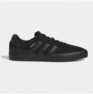 Zapatillas Adidas: BUSENITZ VULC II (BLACK BLACK GUM) Adidas - 1