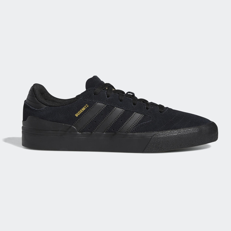 Zapatillas Adidas: BUSENITZ VULC II (BLACK BLACK GUM)
