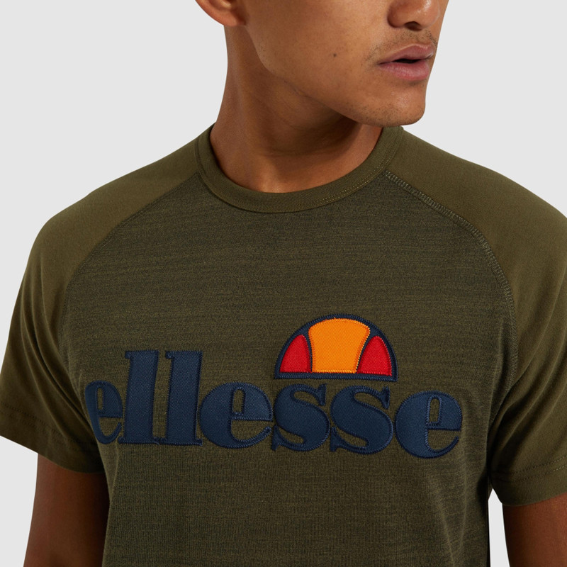 Camiseta Ellesse: COPER (Khaki Marl)