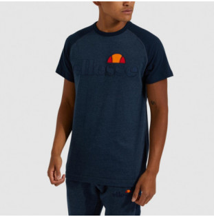 Camiseta Ellesse: COPER (Navy Marl)