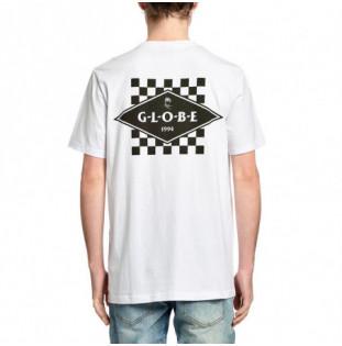 Camiseta Globe: Check Out Tee (White)