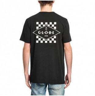 Camiseta Globe: Check Out Tee (BLACK)