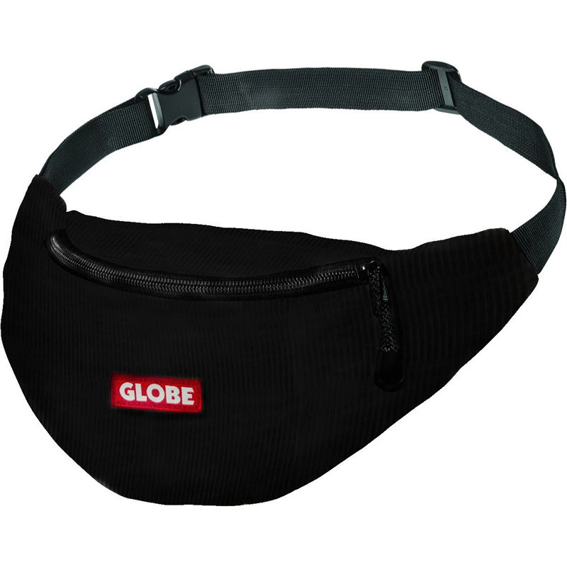 Riñonera Globe: Richmond Side Bag II (Black Cord)