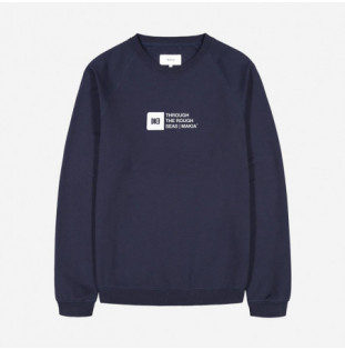 Sudadera Makia: Flint Light Sweatshirt (DARK BLUE) Makia - 1