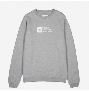 Sudadera Makia: Flint Light Sweatshirt (GREY) Makia - 1