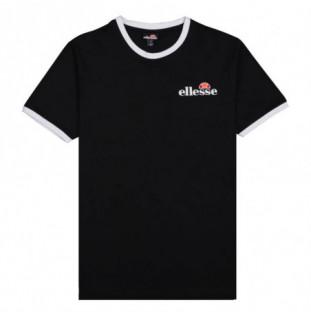 Camiseta Ellesse: MEDUNO RINGER (BLACK)