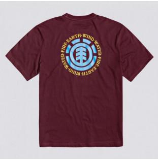 Camiseta Element: SEAL BP SS (VINTAGE RED) Element - 1