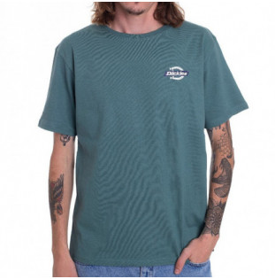 Camiseta Dickies: RUSTON T-SHIRT (LINCOLN GREEN)