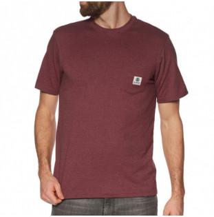 Camiseta Element: BASIC POCKET LABEL S (PORT  HEATHER) Element - 1