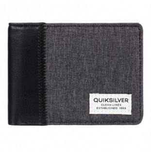 Cartera Quiksilver: FRESHNES PLS 5 (BLACK BLACK) Quiksilver - 1