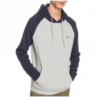 Sudadera Quiksilver: EVERYDAY HOOD (LIGHT GREY HEATHER) Quiksilver - 1