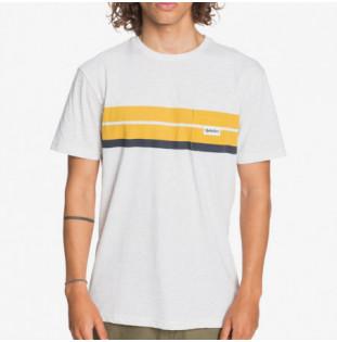 Camiseta Quiksilver: ANZIO SS (SNOW WHITE) Quiksilver - 1