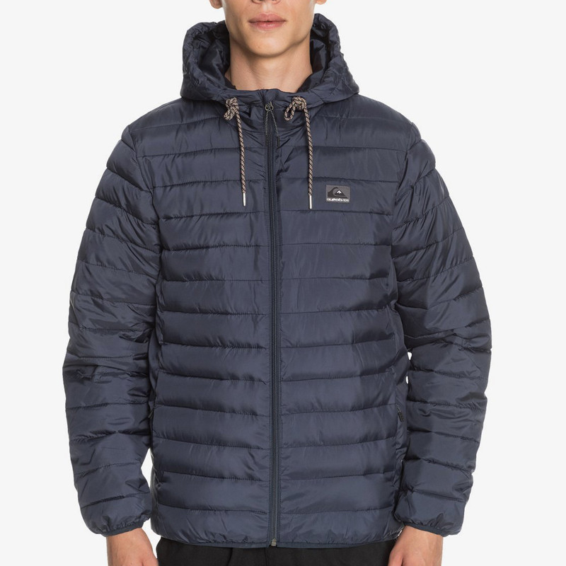 Chaqueta Quiksilver: SCALY HOOD (PARISIAN NIGHT)