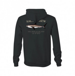 Sudadera Salty Crew: Bruce Hood Fleece (Black) Salty Crew - 1