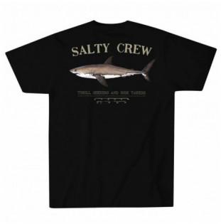 Camiseta Salty Crew: Bruce Prenium SS Tee (Black)