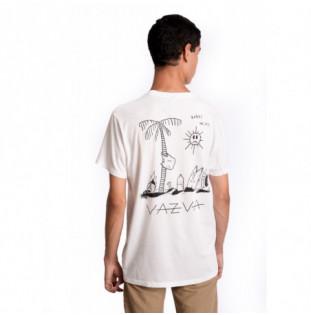 Camiseta Vazva: CAMISETA PARACHUTE (WHITE) Vazva - 1