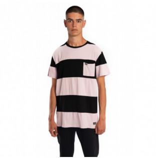 Camiseta Vazva: MALVADO T-SHIRT (LAV BLACK) Vazva - 1