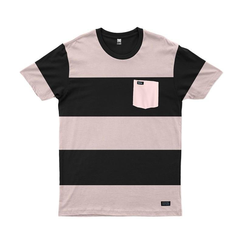 Camiseta Vazva: MALVADO T-SHIRT (LAV BLACK)