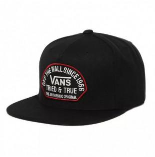 Gorra Vans: MN AUTHENTIC OG SNAPBACK (BLACK) Vans - 1