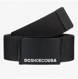 Cinturón DC Shoes: WEB BELT 2 (BLACK) DC Shoes - 1