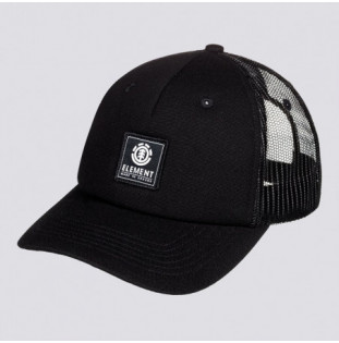Gorra Element: ICON MESH CAP (ALL BLACK) Element - 1