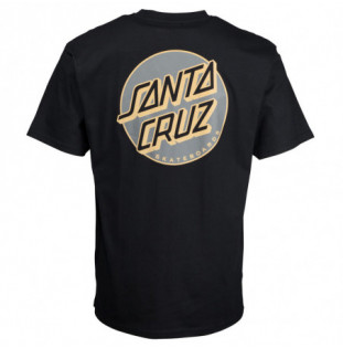 Camiseta Santa Cruz: TEE MISSING DOT (BLACK) Santa Cruz - 1