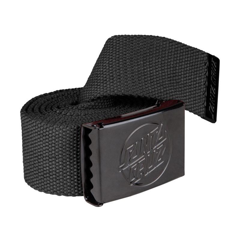 Cinturón Santa Cruz: BELT RODEO (BLACK)