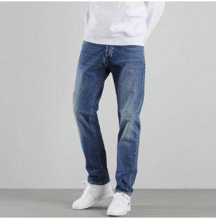 Pantalón Carhartt: Klondike Pant (Blue mid used wash) Carhartt - 1