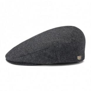 Gorra Brixton: HOOLIGAN SNAP CAP (GYBLK) Brixton - 1