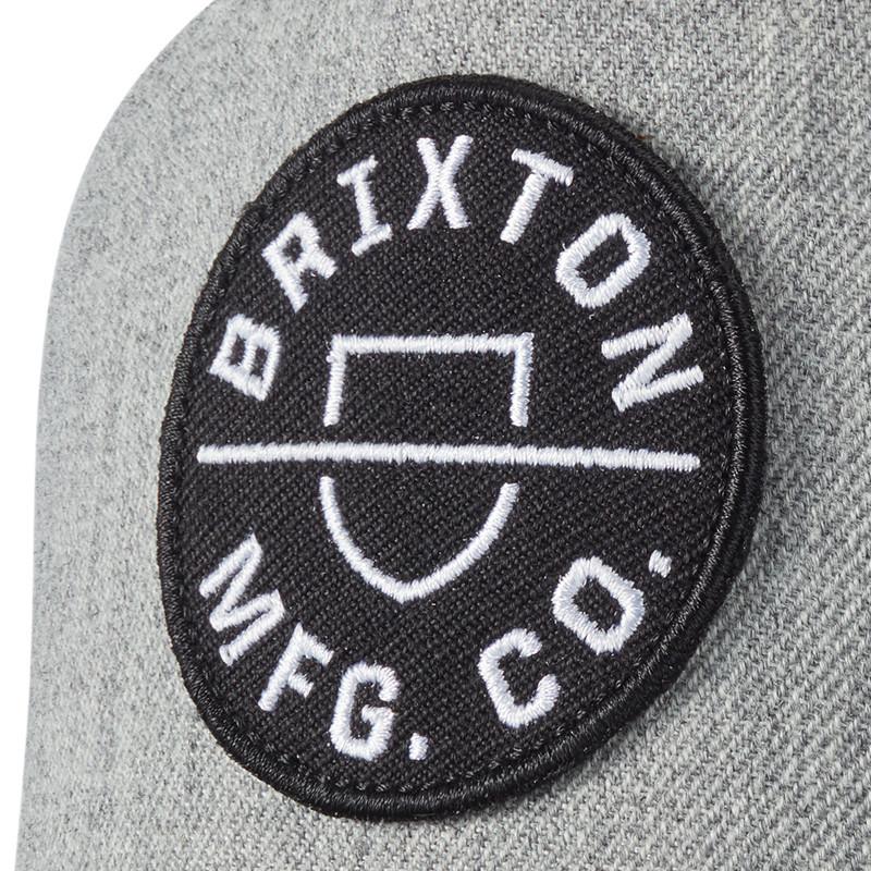 Gorra Brixton: CREST C MP SNAPBACK (HTGBK)