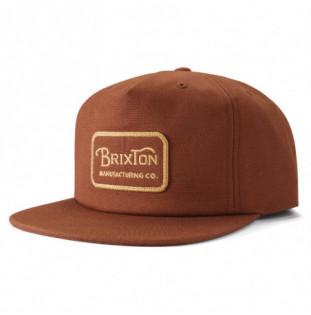 Gorra Brixton: GRADE HP SNAPBACK (DKKHK) Brixton - 1