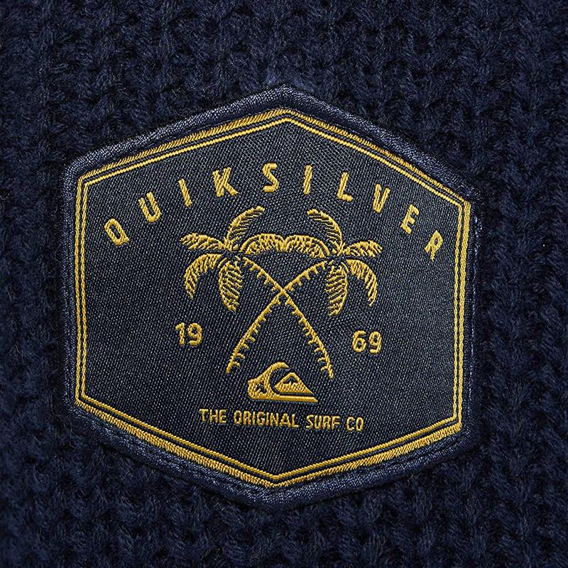 Jersey Quiksilver: BOULEVARD DES P (NAVY BLAZER)