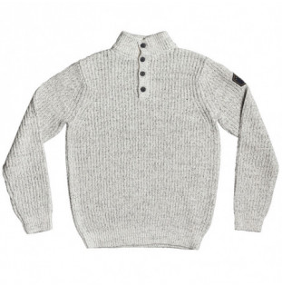 Jersey Quiksilver: BOULEVARD DES P (LIGHT GREY HEATHER) Quiksilver - 1