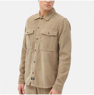 Camisa Dickies: FORT POLK SHIRT (KHAKI) Dickies - 1