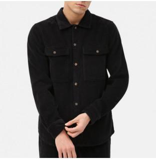 Camisa Dickies: FORT POLK SHIRT (BLACK) Dickies - 1
